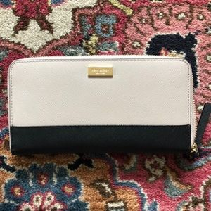 Kate spade wallet - new w/ tags